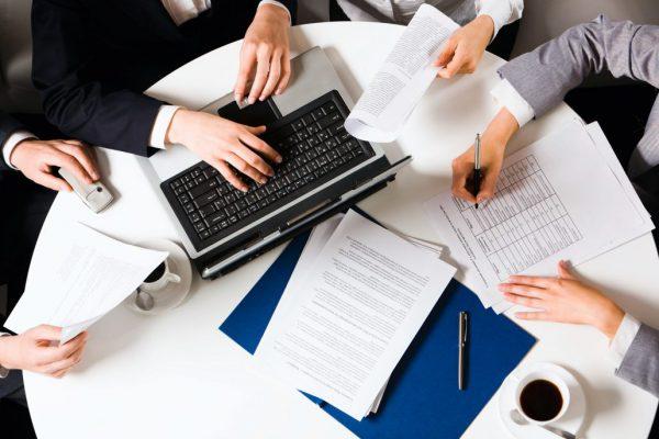 ثبت دفتر تجاری